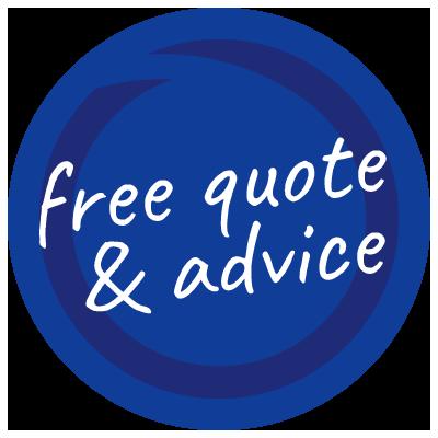 Free plumbing quote and plumbing advice
