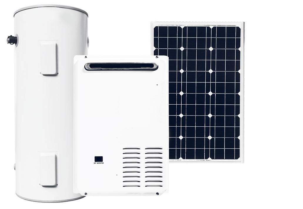 murphy plumbing hot water specialists, solar panel, electric heating and gas hot water
