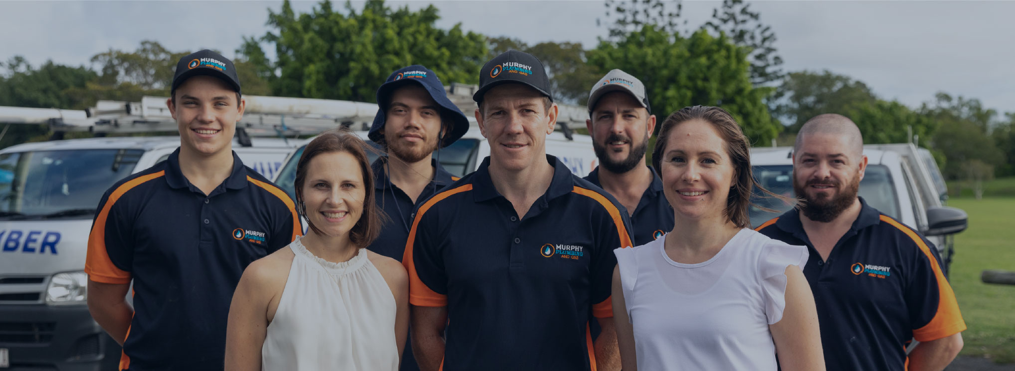 murphy plumbing and gas team photo